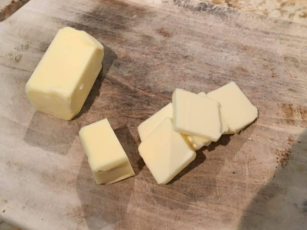 Sliced Butter