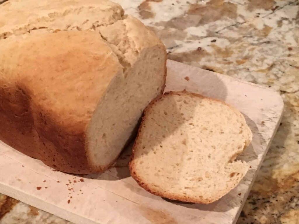 Butter Bread Machine Recipe