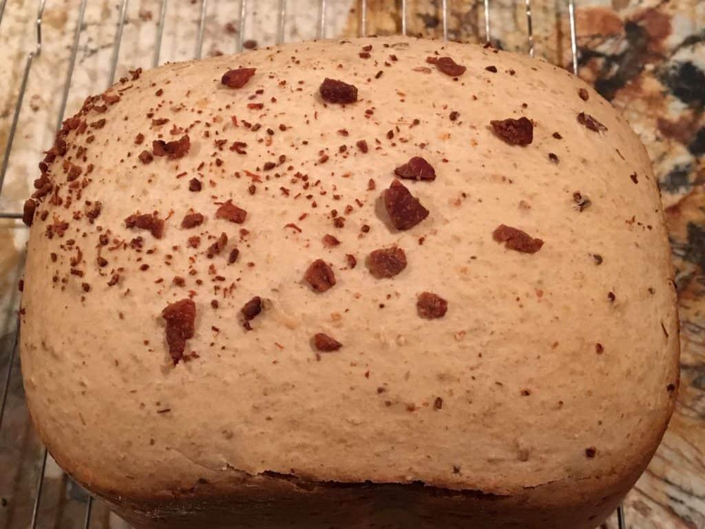 Bacon Bread Machine Recipe