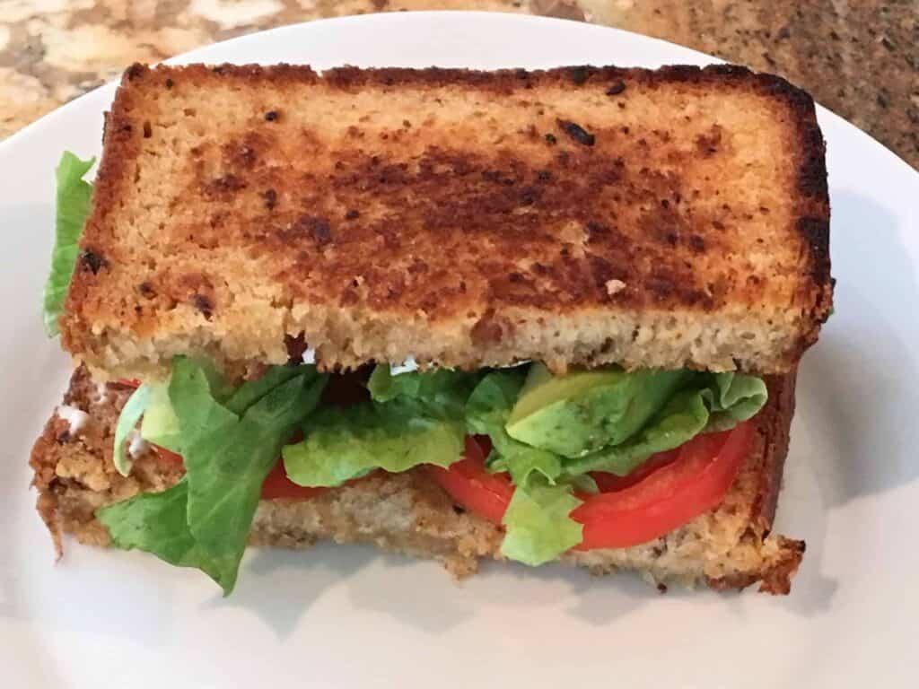 Avocado BLT Sandwich Recipe