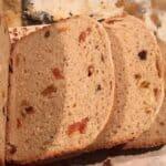 Bread Machine - Golden Raisin Cinnamon Bread