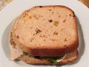 Bread Machine Raisin Bread
