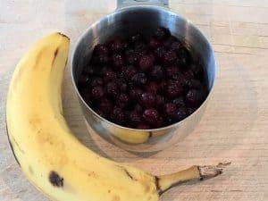 Bread Machine - Blueberry Banana Bread