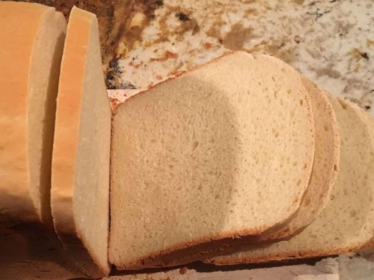 Bread Machine - White Bread
