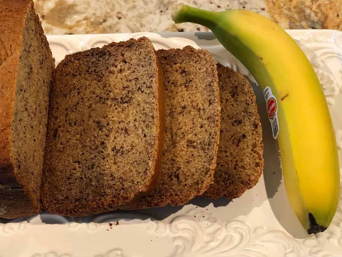 Bread Machine - Banana Bread