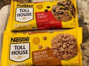 Chocolate Chips Butterscotch Morsels