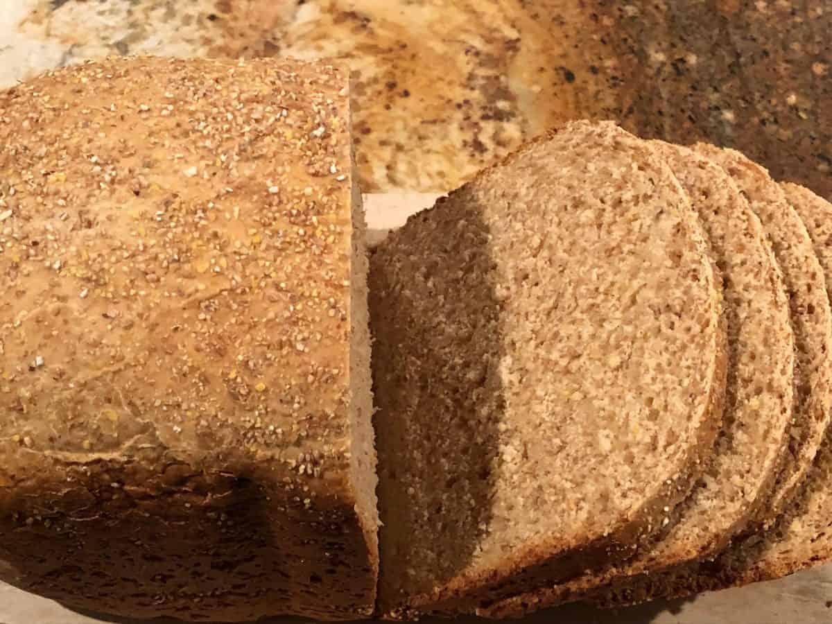 Bread Machine Multigrain Bread