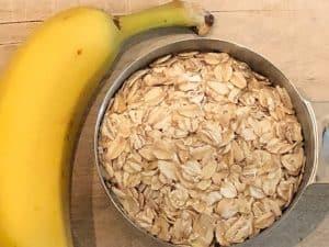 Oats & Banana