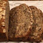 Oatmeal Banana Bread Recipe