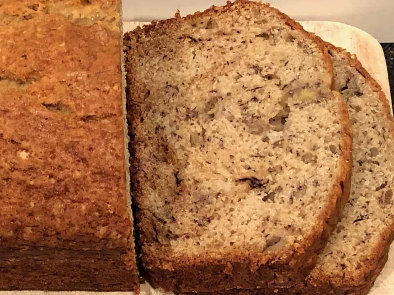 Quick Easy Banana Bread Recipe Classic Banana Bread Bread Dad