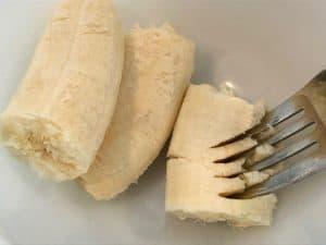 Mashed Bananas