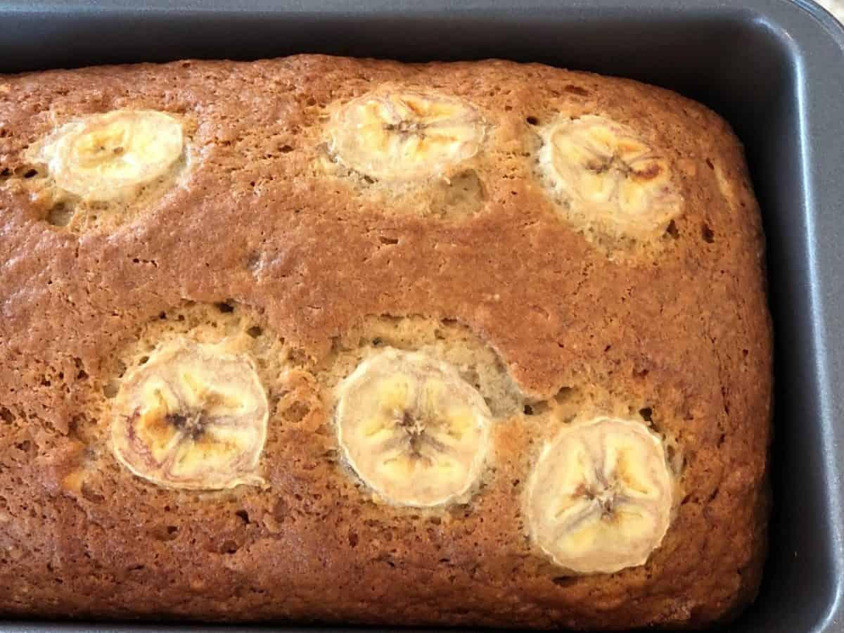 Double Banana Bread