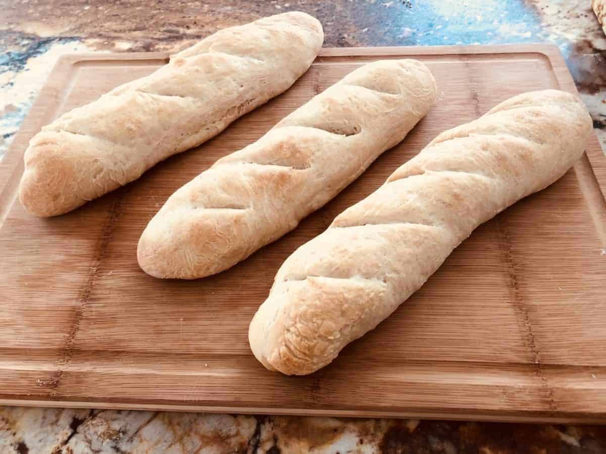 List of Bread Recipes