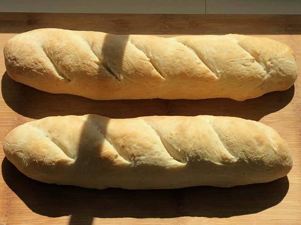 Bread Machine - French Bread Recipe - Bread Dad