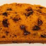 pumpkin chocolate chip banana bread
