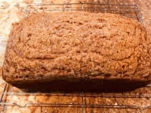 Cinnamon Banana Bread Recipe