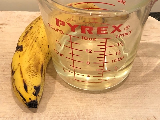 Banana Bread Recipe with Oil