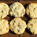 No Egg Chocolate Chip Cookies