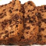 Whole Wheat Chocolate Chip Banana Bread
