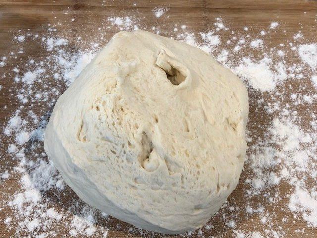 Italian Bread Dough