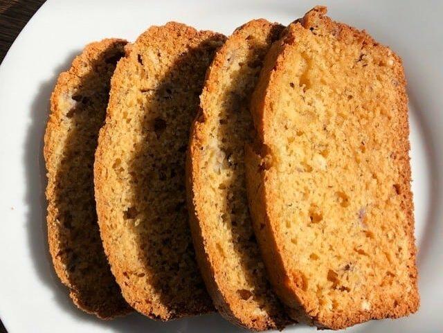 2 Banana Bread Recipe