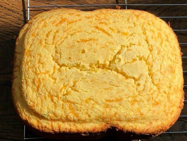 Bread Machine Jalapeno Cornbread