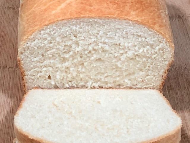 White Bread Recipe Instant Yeast