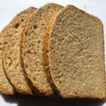 Bread Machine Honey Wheat Bread