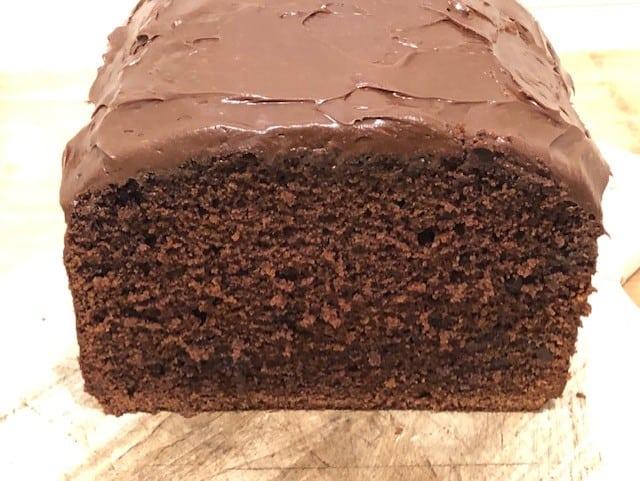 Bread Machine Chocolate Cake